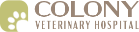 Colony Vet Logo